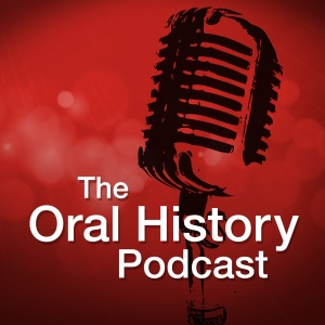 oral history podcast cover